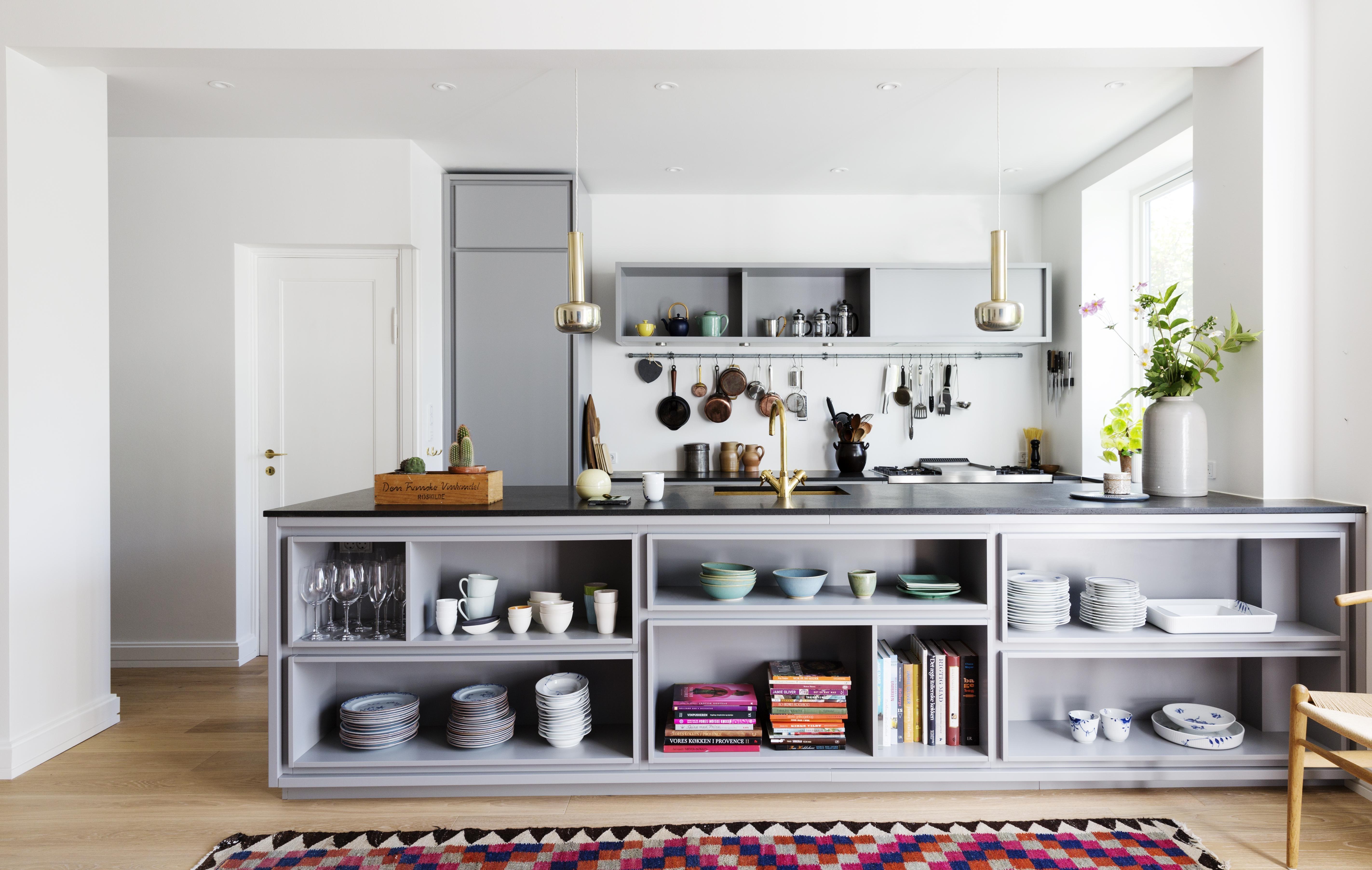 Farver i køkkenet