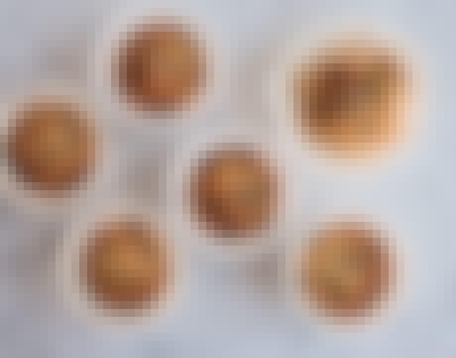 Bananmuffins med mælkechokolade