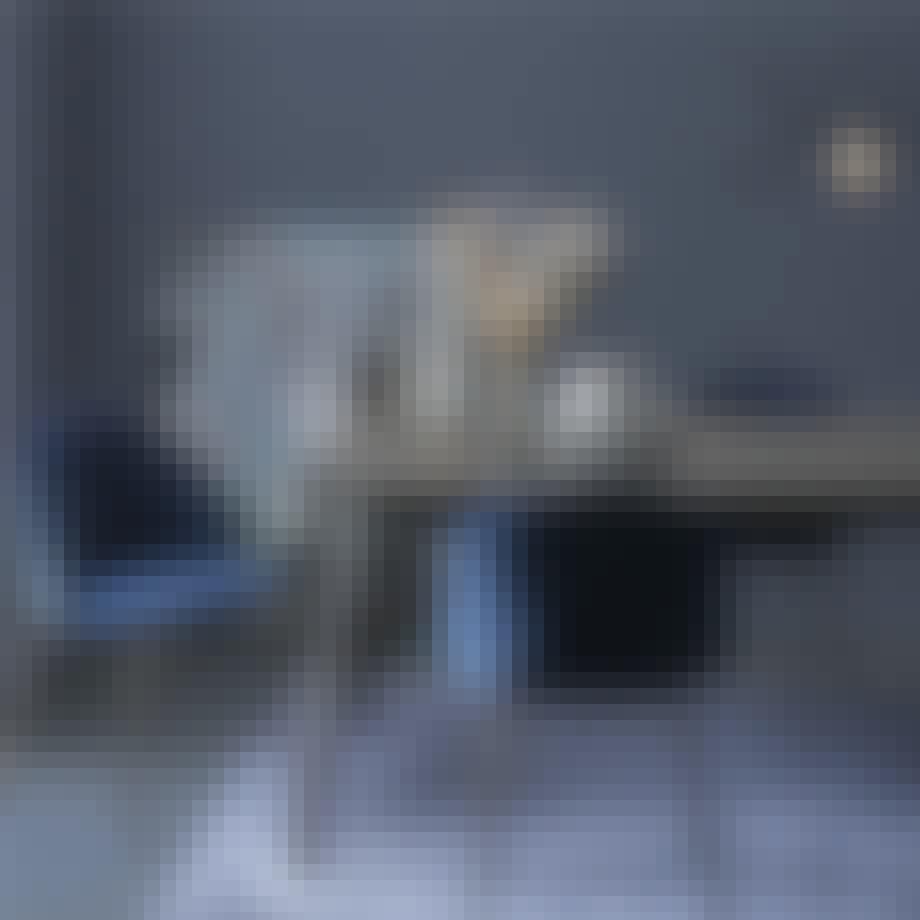 Barnes spisebordstol