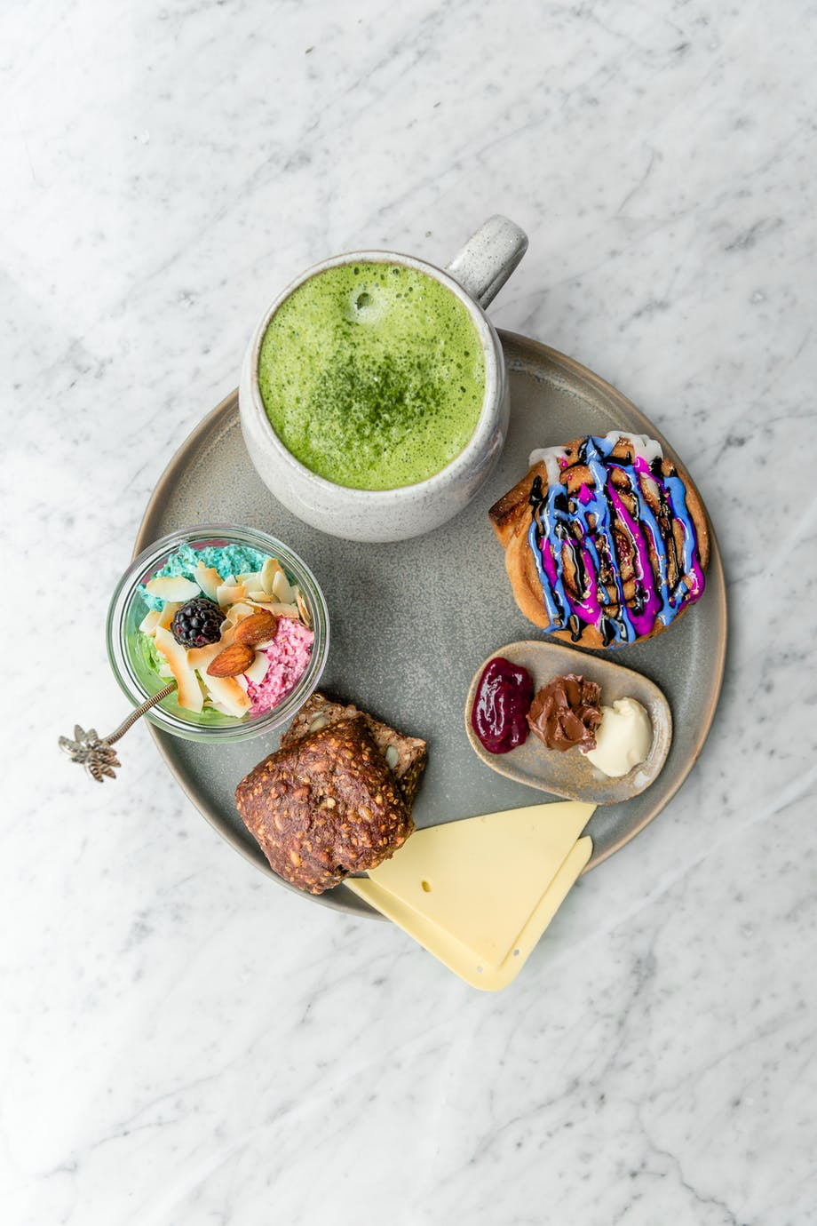 Matcha Bar Brunch