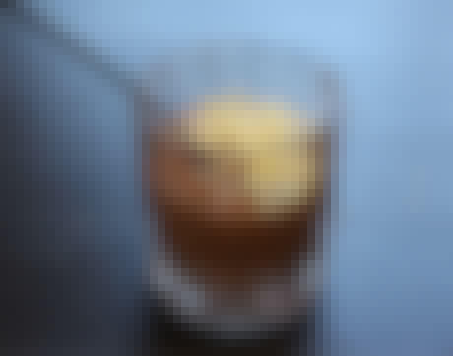 NUTELLA-MOUSSE MED BARE 2 INGREDIENSER