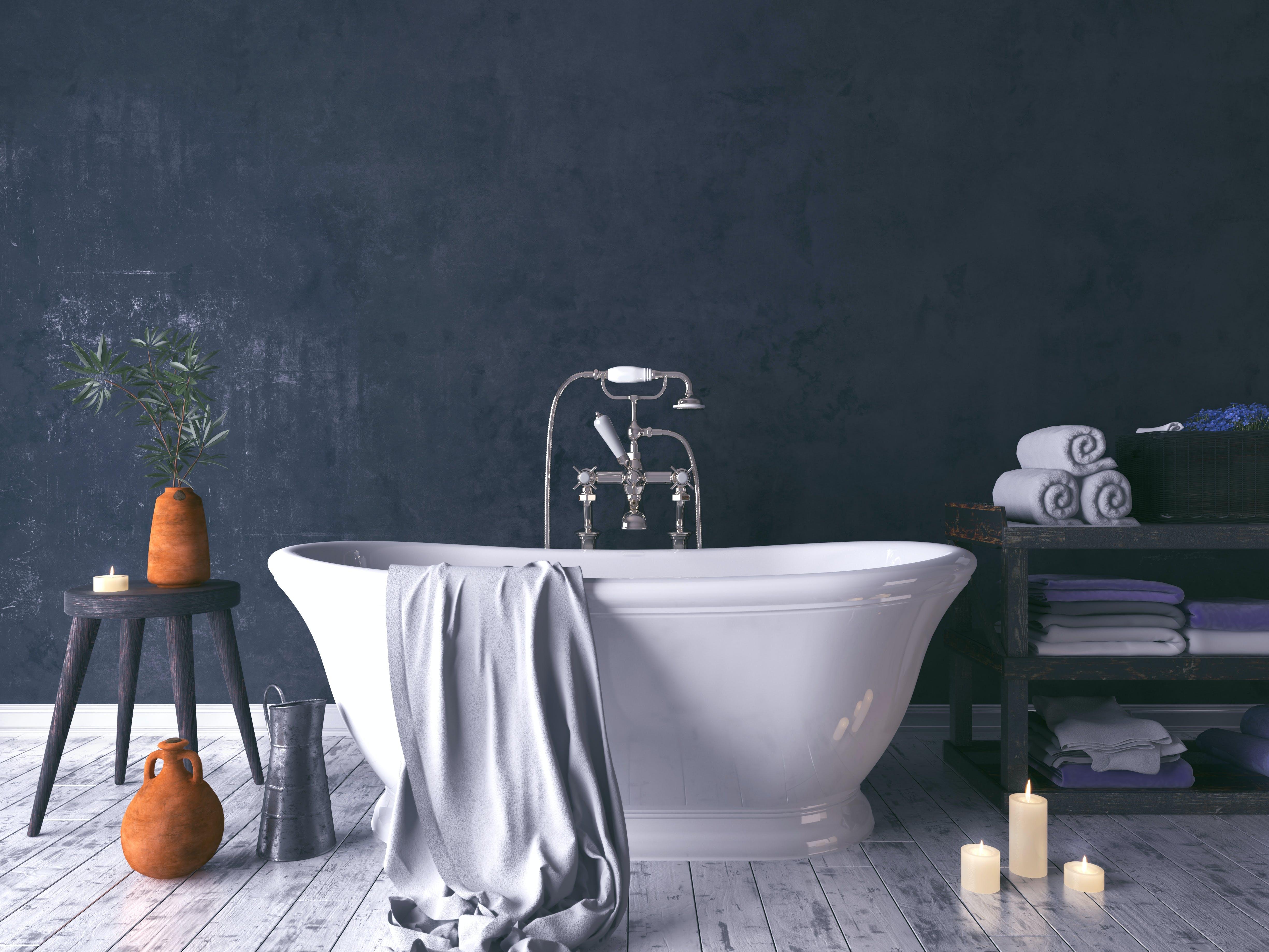 Getty Image badeværelse