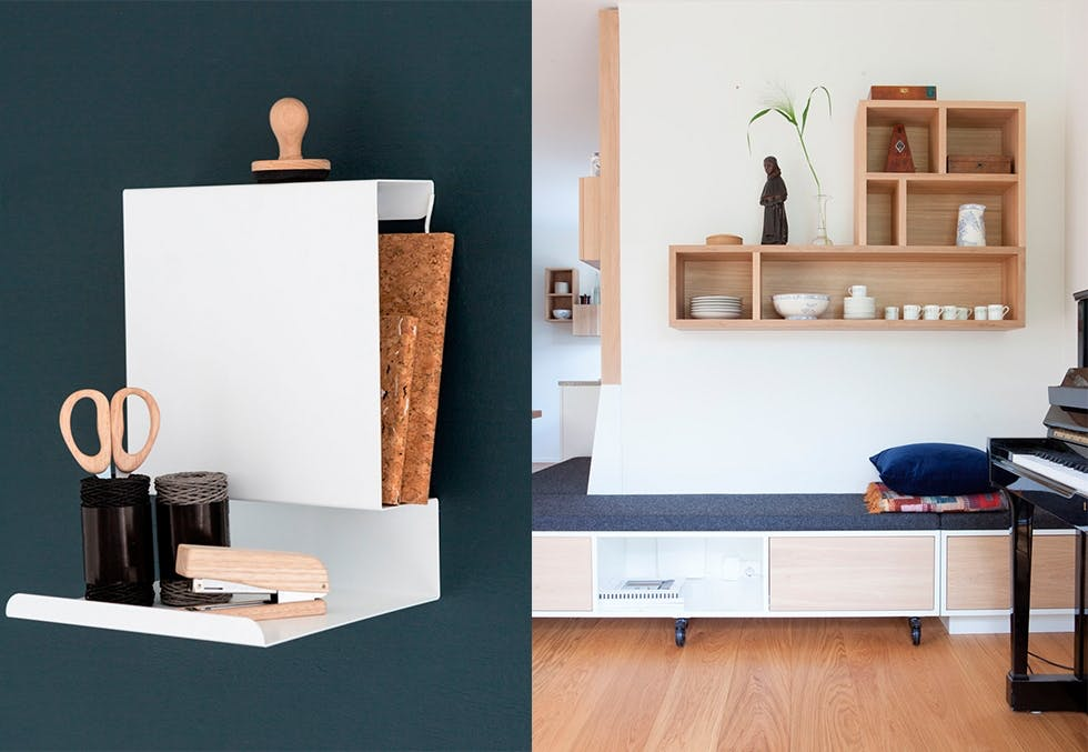 Smarte interiørtips til boliger med liten plass