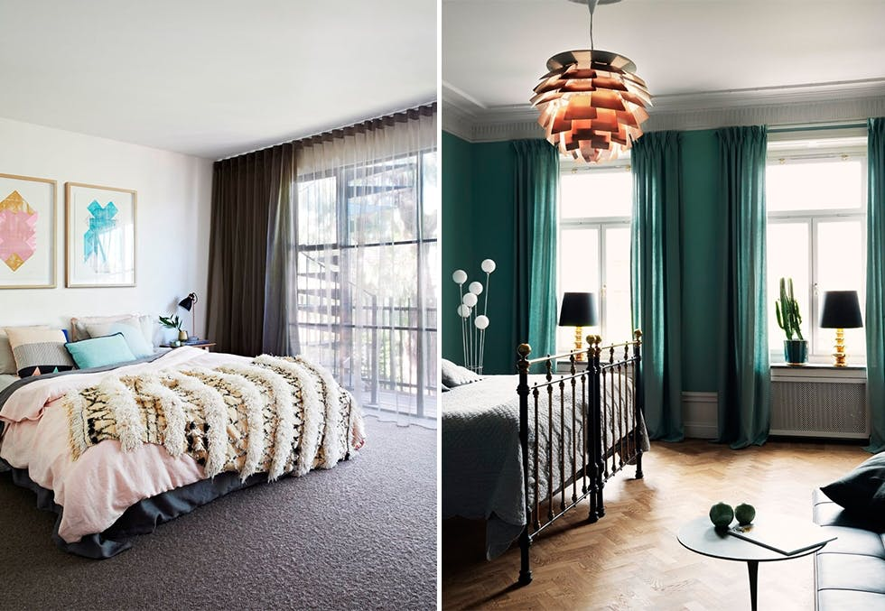 10 luksuriøse soverom