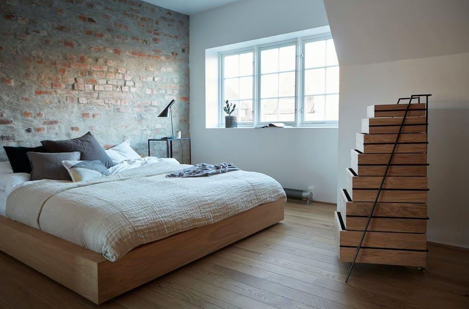 Skreddersydd seng på soverommet