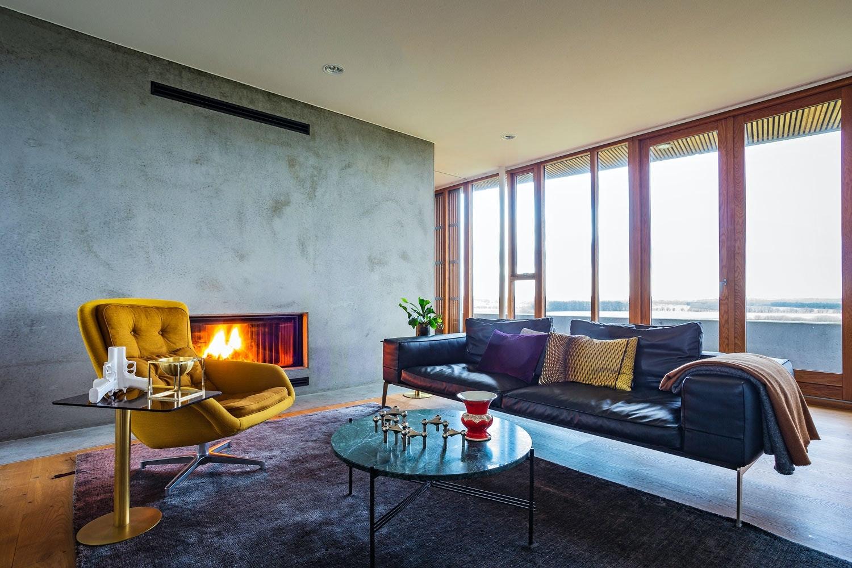 Strålende 12 gode grunner til å flytte sofaen vekk fra veggen | Bo-bedre.no NE-33