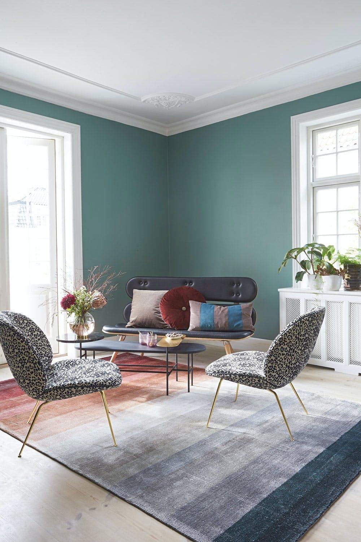 7. Sofaen skaper luft i små rom