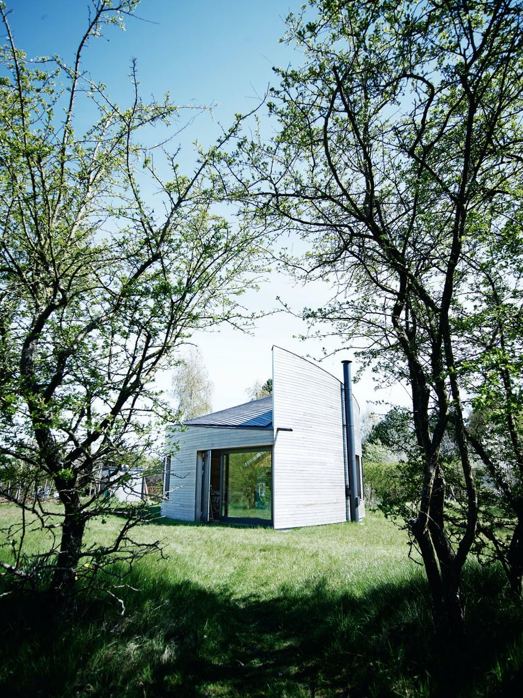 Huset som bryter vinden