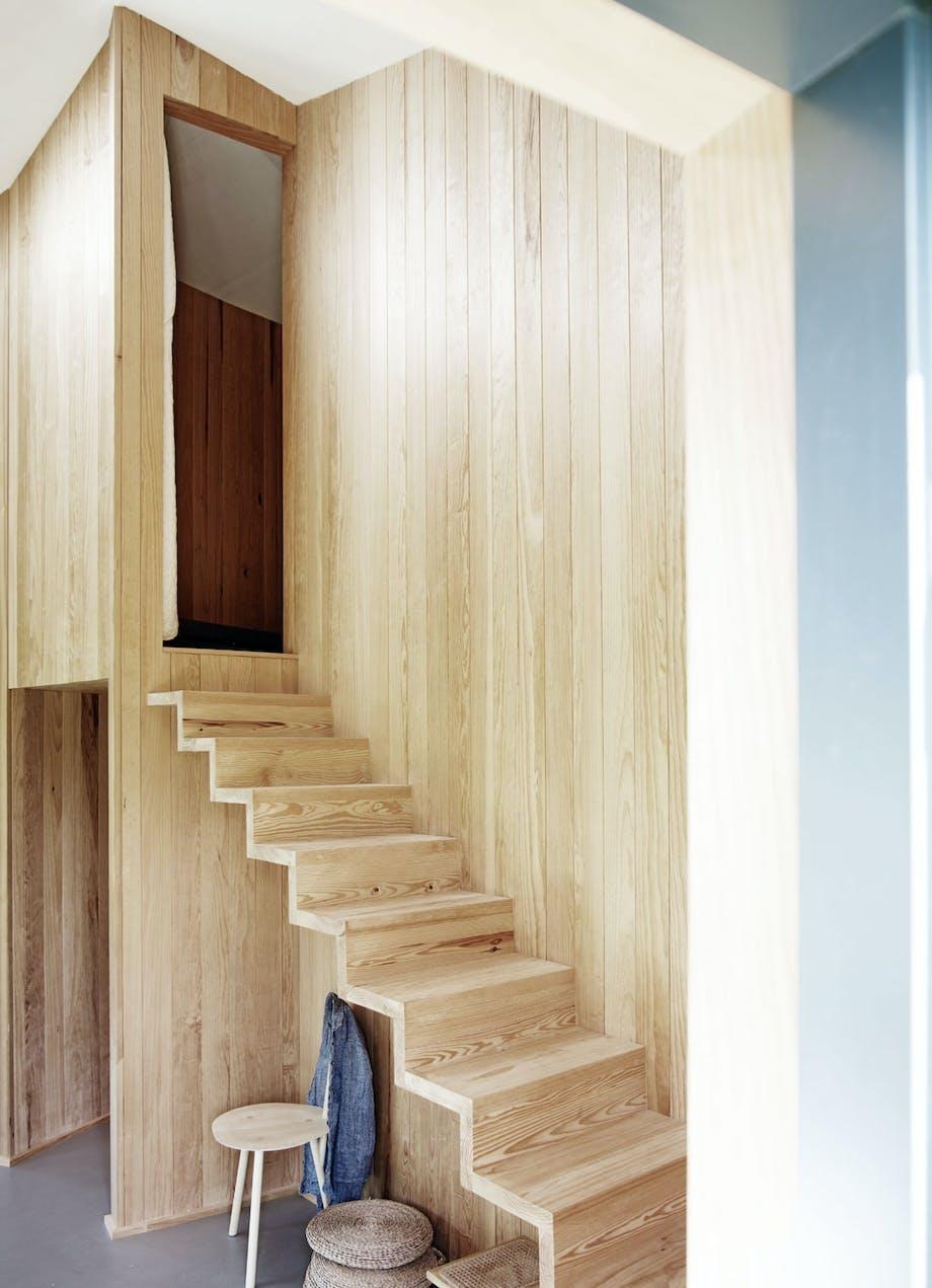 En trapp i all sin enkelhet