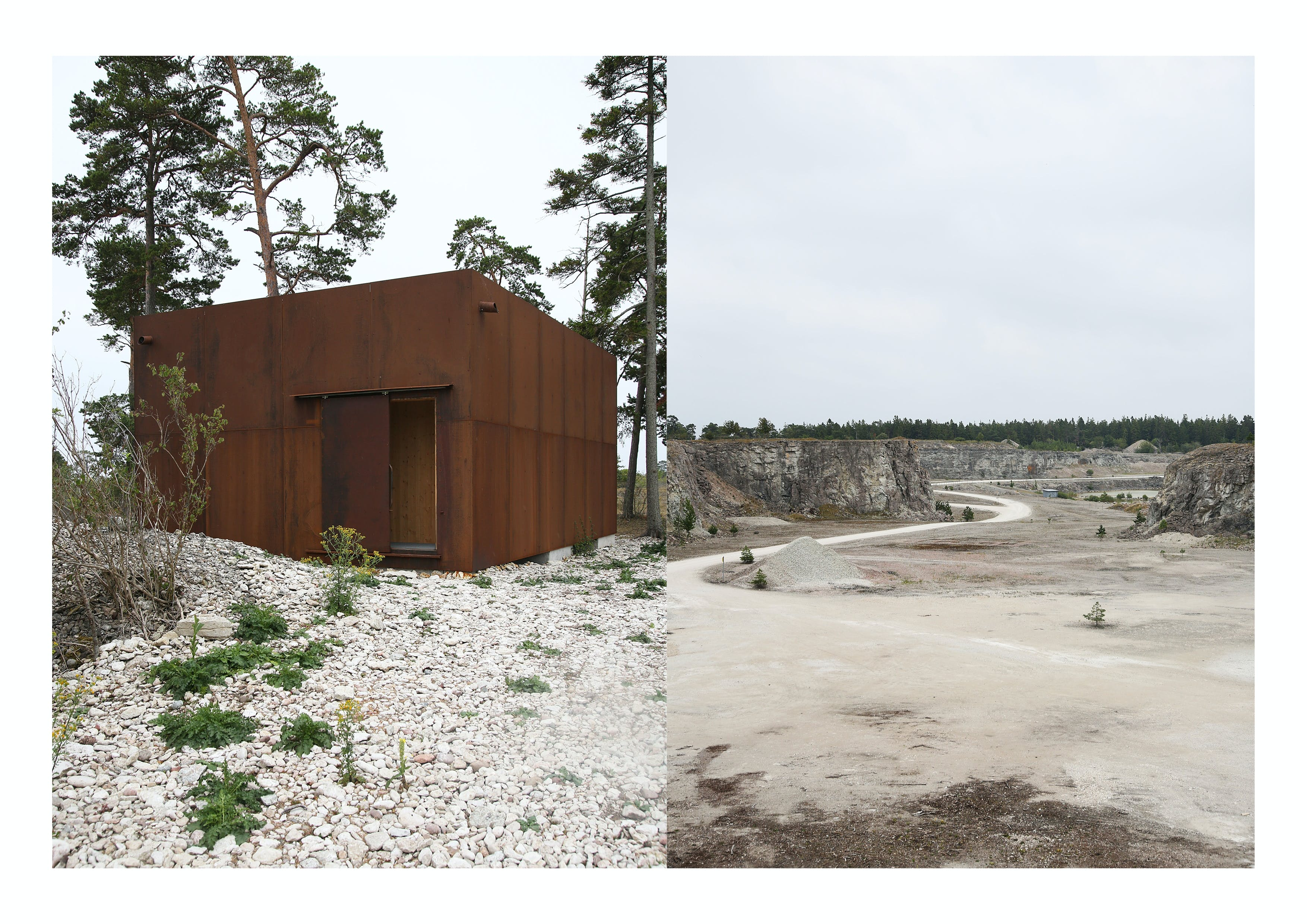 Gotland   sommerhus   redesign