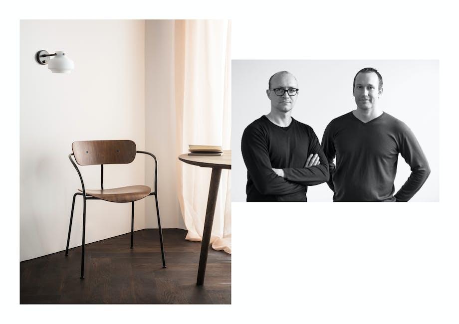 Årets møbel: Pavillion av Anderssen & Voll for &Tradition