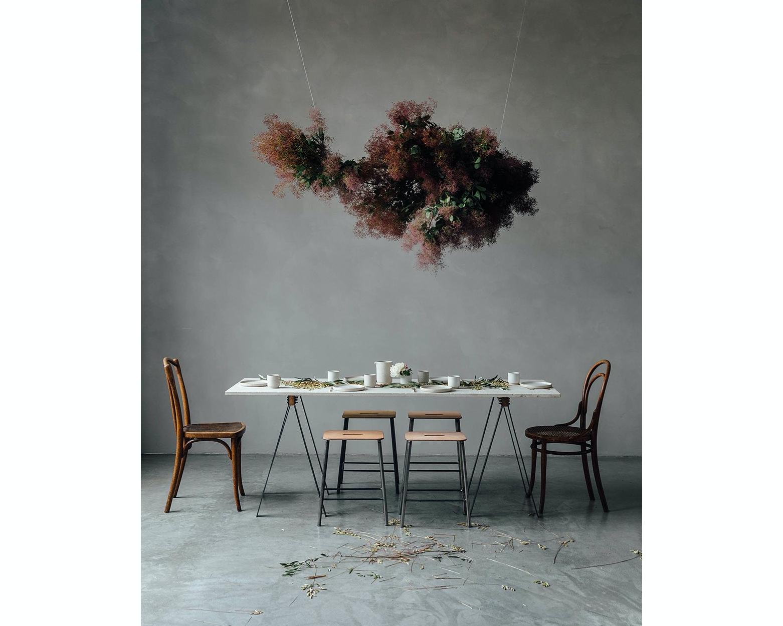 Slik bruker du tørkede blomster som dekor | Bo bedre.no