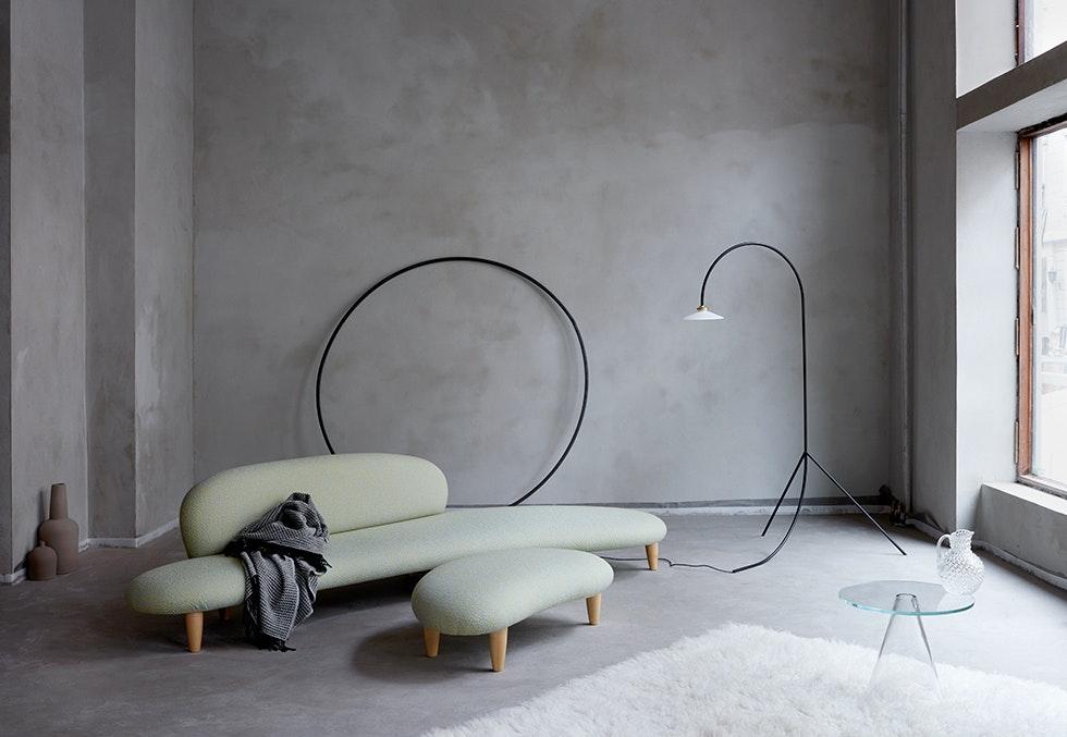 skulpturelle møbler