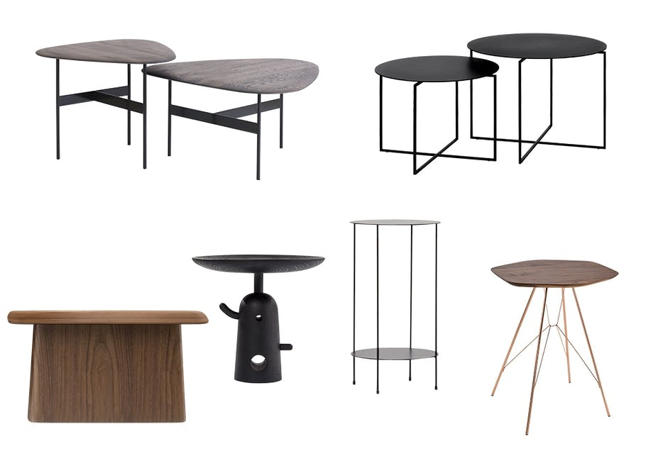 Småbord som fortjener plass