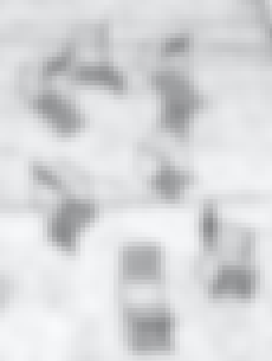 Grafisk interiørtrend