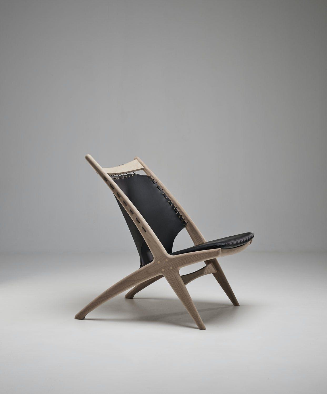 Norsk design, stolen Krysset