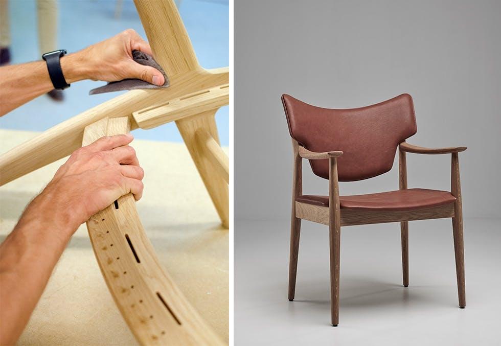 Eikund relansering møbler