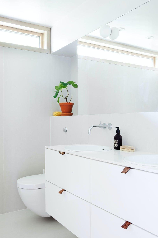 Gjentagelser fra kjøkken til bad