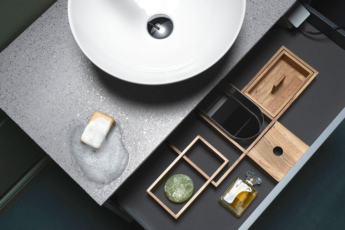 Rustikke og sanselige materialer er trendy
