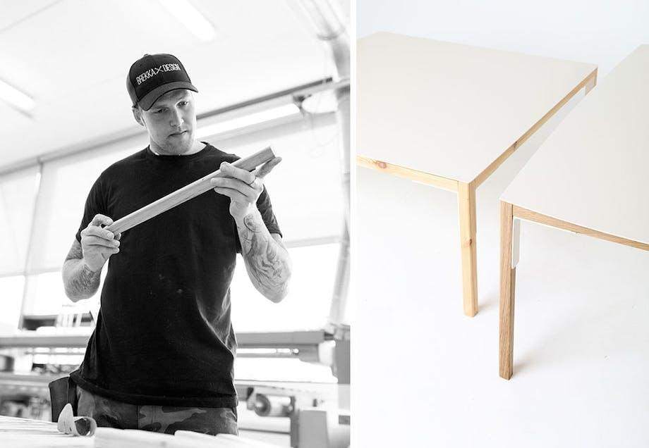 Fleksible sofabord designet for deg