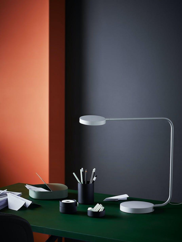 Slank bordlampe