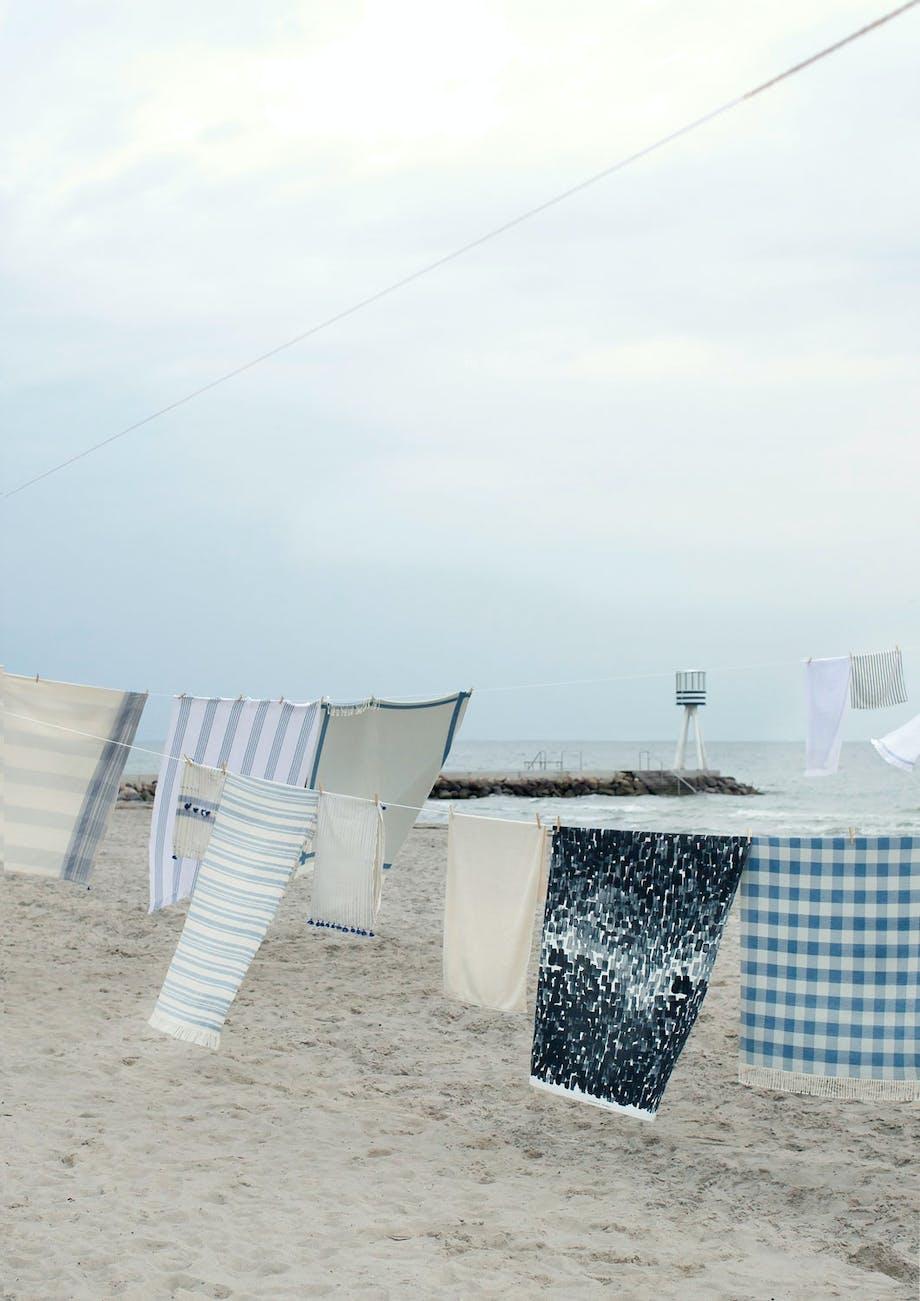Tekstiler på tørk