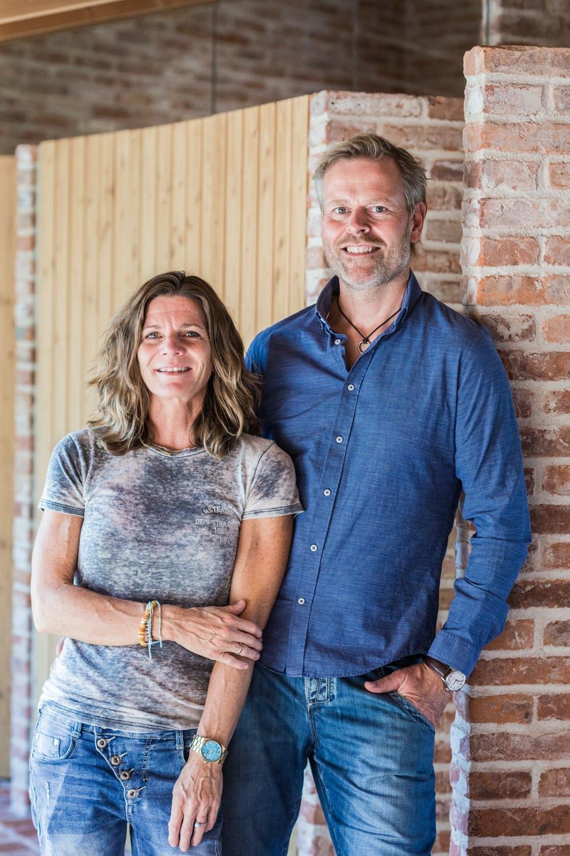 Janni og Finn Schmidt Holm