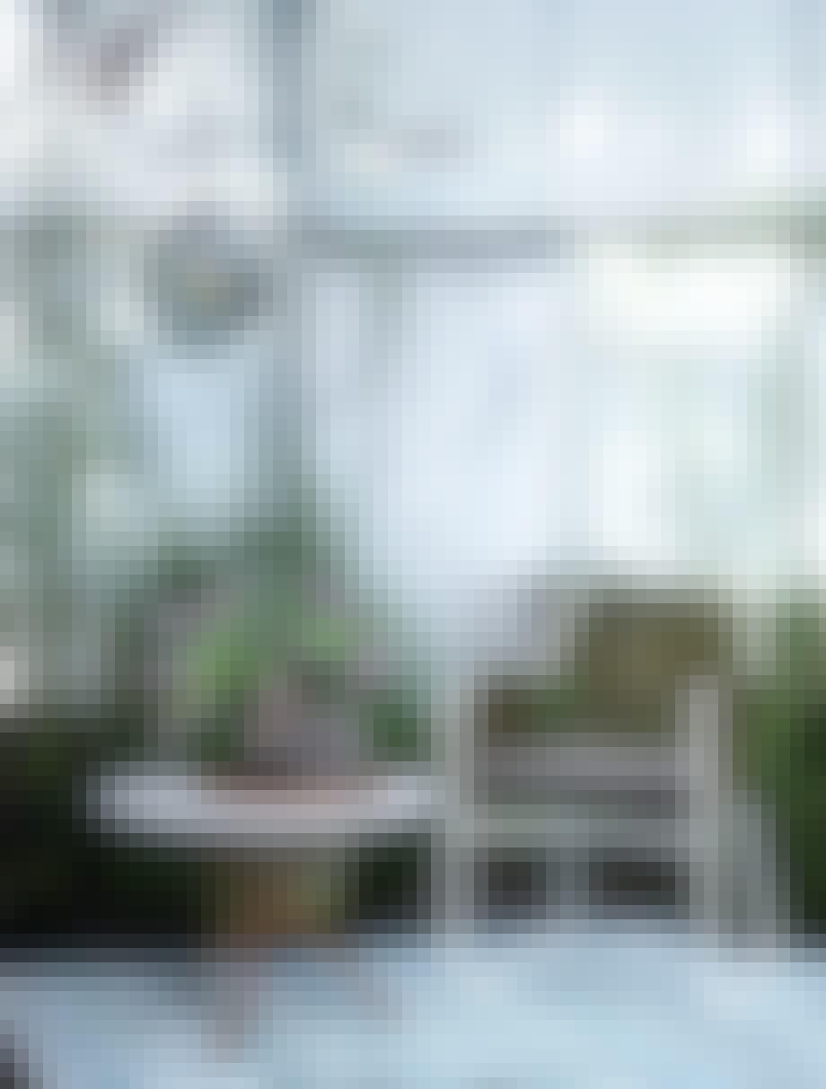 Lekker lounge i jordfarger