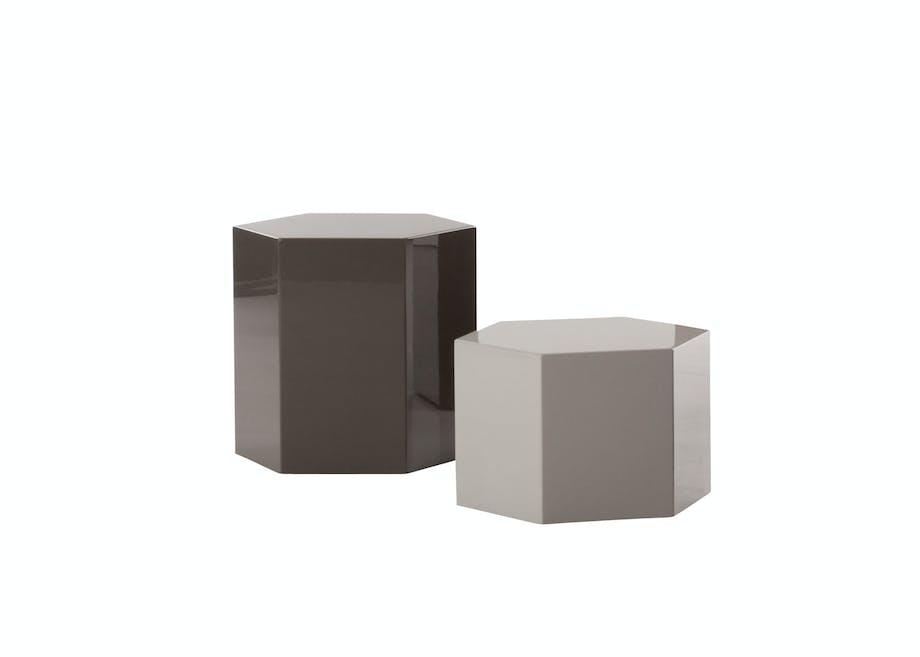 Skulpturelle småbord
