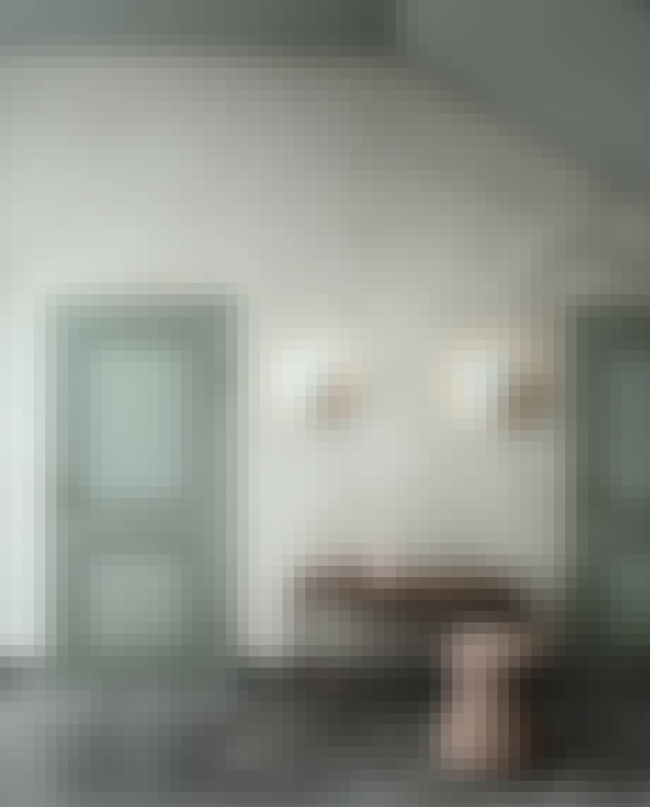Lys opp veggene, ikke gulvene