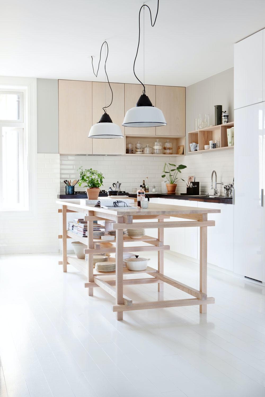 14 drømmekjøkken i treverk | Bo bedre.no