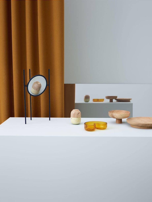 Norsk design på rad og rekke