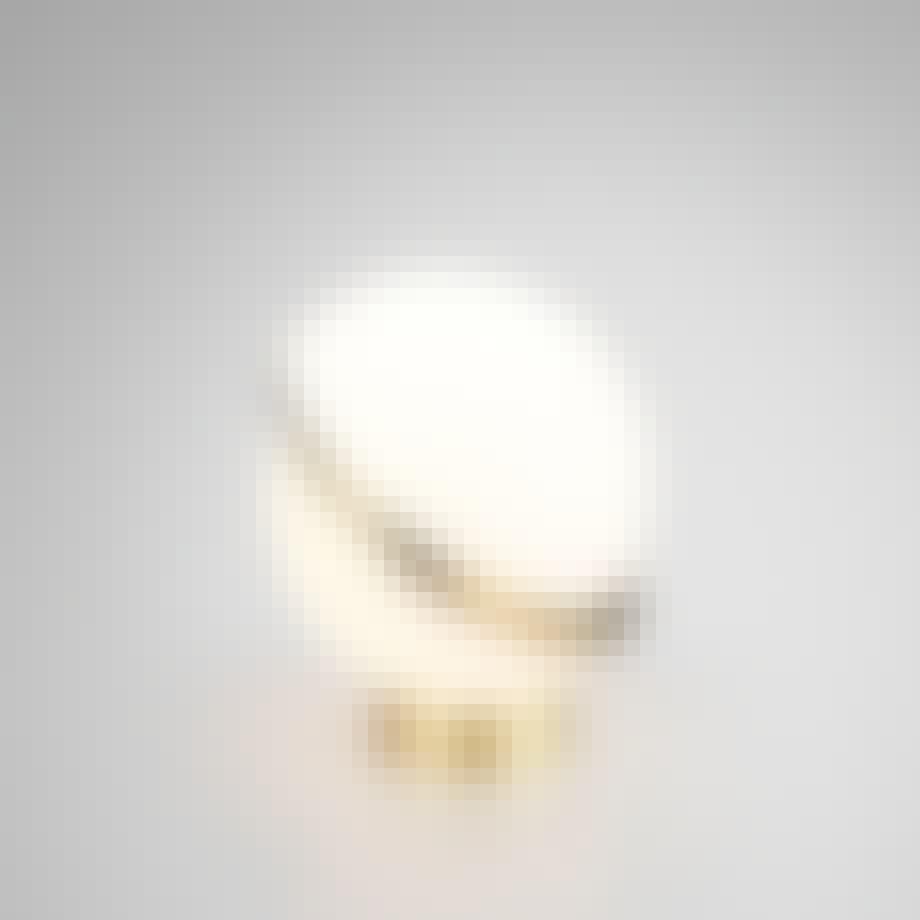 Lampe som blikkfang