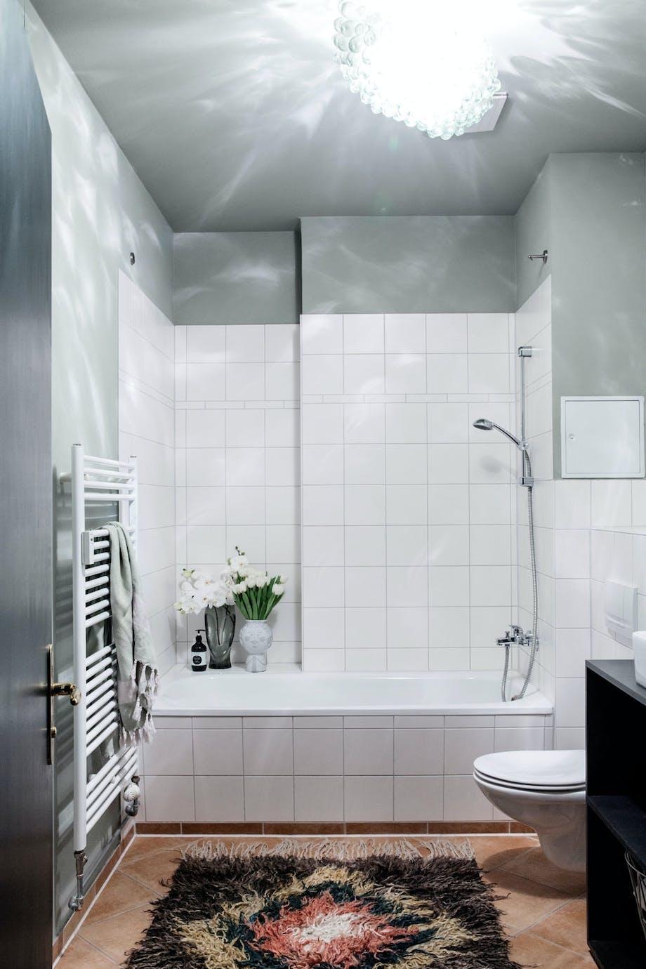 Gjør et enkelt bad eksklusivt!