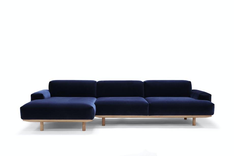 En blå sofadrøm