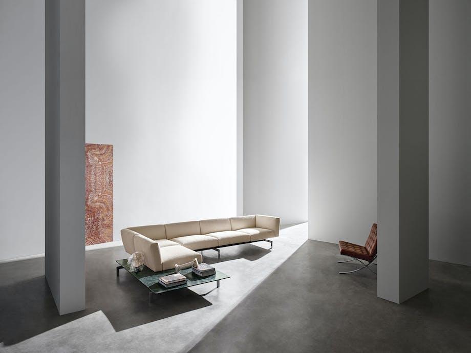 Selvkomponert sofa
