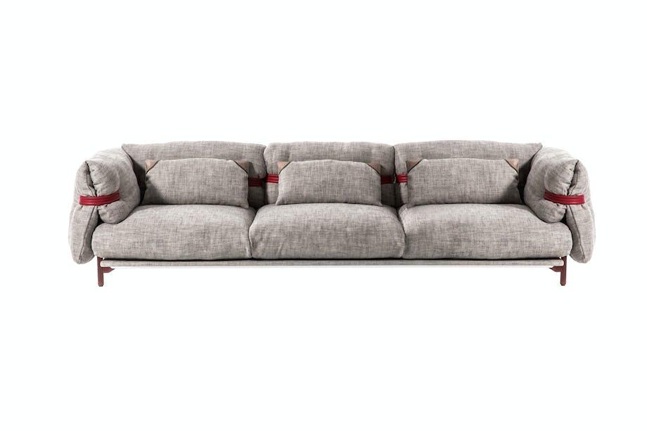 Sofa designet av en mester