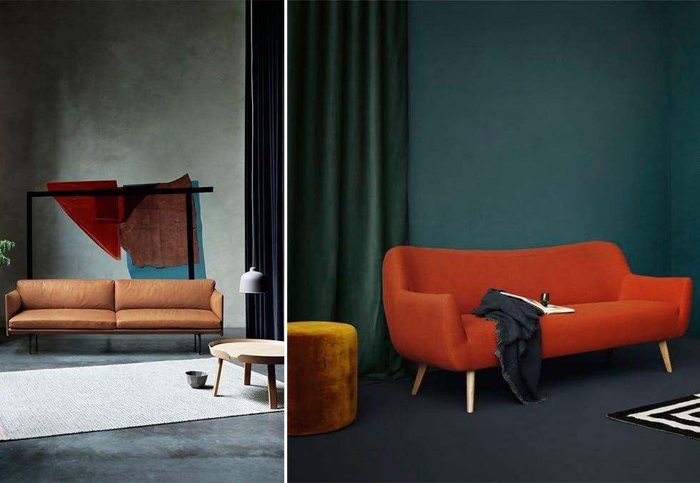 24 stilige sofaer til din stue