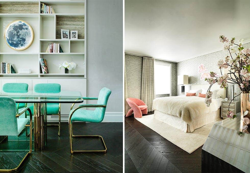 Caroline Legrand - interiørdesign med vintagemøbler
