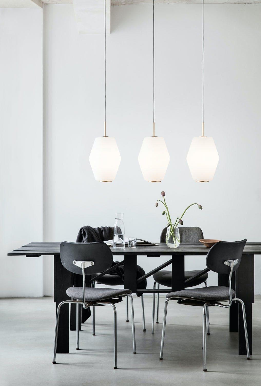 Lampen Dahl opprinnelig fra 1956, nylansert, fra Northern Lighting.