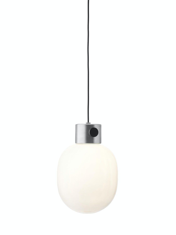 Taklampe inspirert av oljelampe, Jwda fra Menu