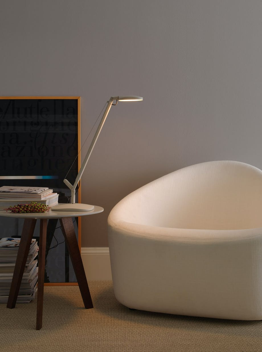 Lampen Volée, designet av Odo Fioravanti for Fontana Arte