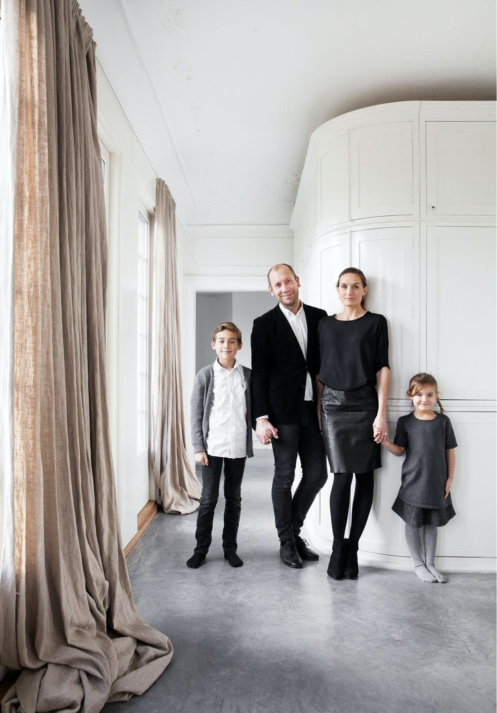 Familien Bjerre Poulsen
