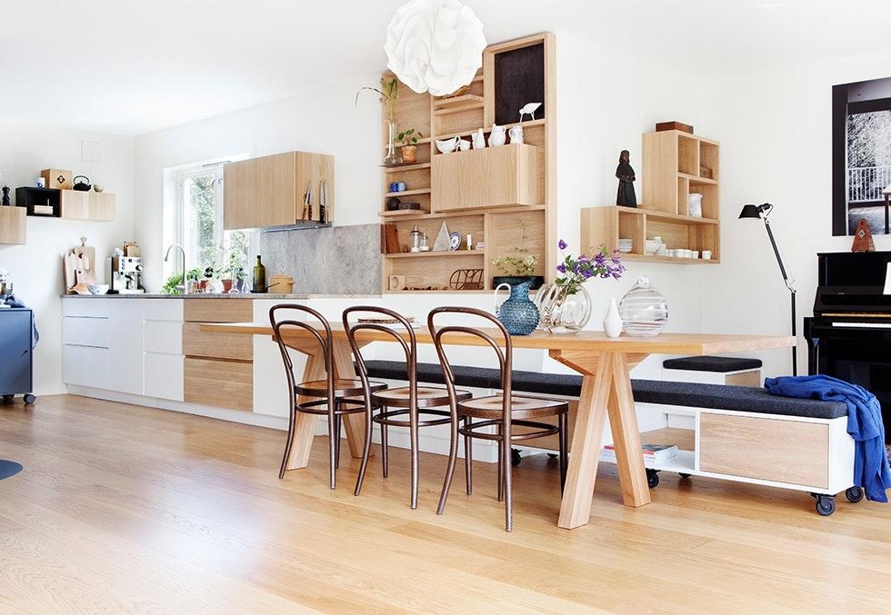Spesiallaget kjøkkeninnredning fra Hole Design