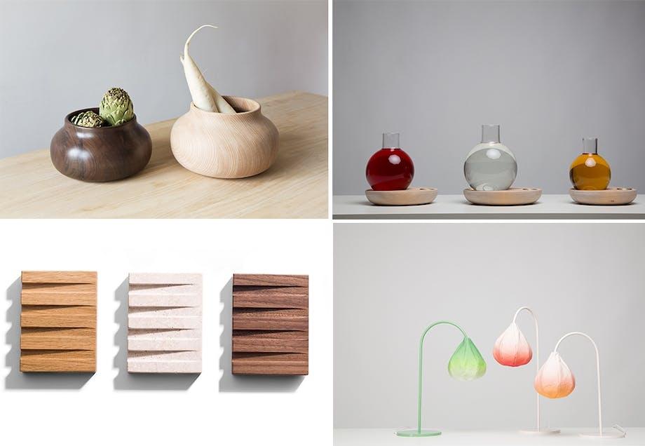 Produkter designet av Kristine Five Melvær
