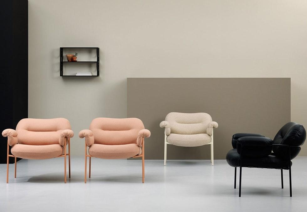 Lenestolen Bollo av Andreas Engesvik vant prisen for årets møbel.