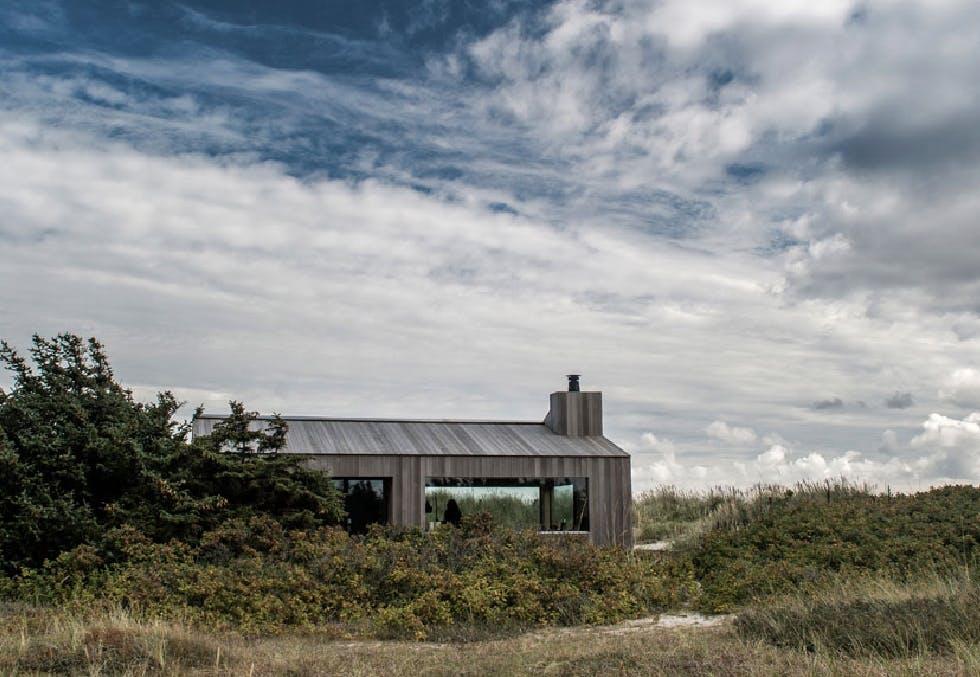 Sommerhuset på Skagen er en arkitektonisk genistrek