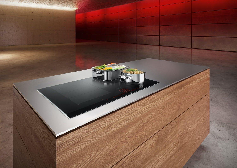 Flexinduction-platetopp fra Siemens