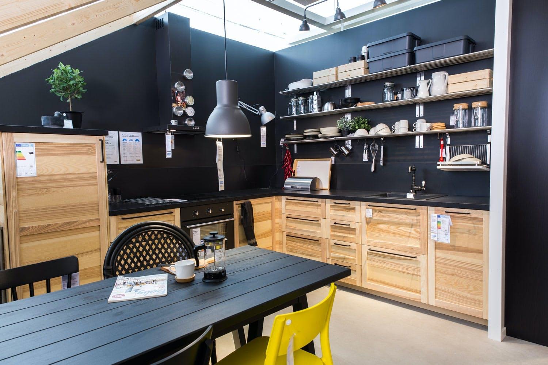 Kjøkken fra Ikea, nytt konsept på Skøyen