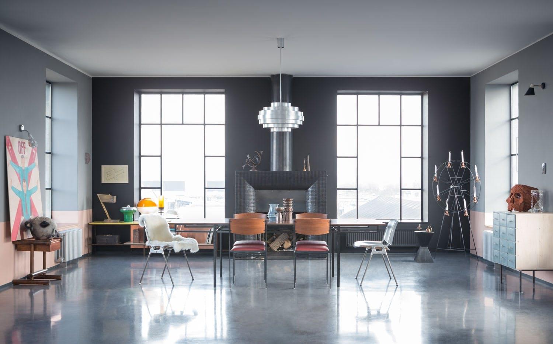Fra fabrikk til stilfullt hjem